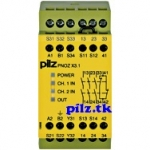 774321 PILZ PNOZ X3.1 230VAC 24VDC 3n/o 1n/c 1so LiNE iD PILZ.TK